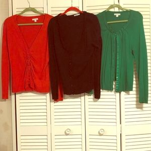 Bundle of New York And Company Cardigans!
